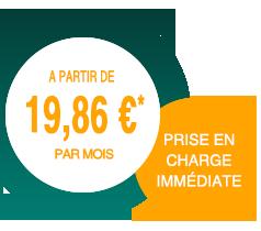 SelfAssurance santé tarif le plus bas à partir de 11.48 euros par mois